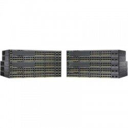 Cisco Catalyst 2960X‑48TD‑L Managed Switch