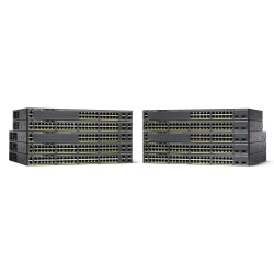 Cisco Catalyst 2960X‑24TD‑L Managed Switch