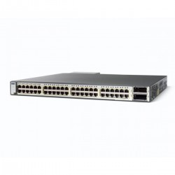 Cisco WS-C3750E-48TD-S 3750E Series 48 Port Catalyst Switch