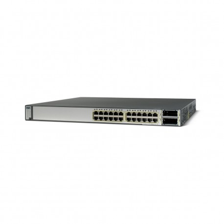 Cisco WS-C3750E-24TD-S 3750E Series 24 Port Switch