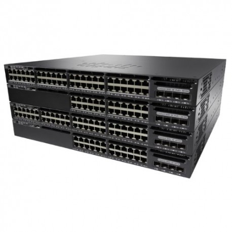 Cisco Catalyst 3650-24T Layer 3 Switch WS-C3650-24TS-S