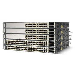 Cisco WS-C3750E-48PD-S 3750E Series 48 Port Catalyst Switch