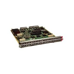 Cisco WS-X6548-GE-TX 48-Port Gigabit Ethernet Switch Module