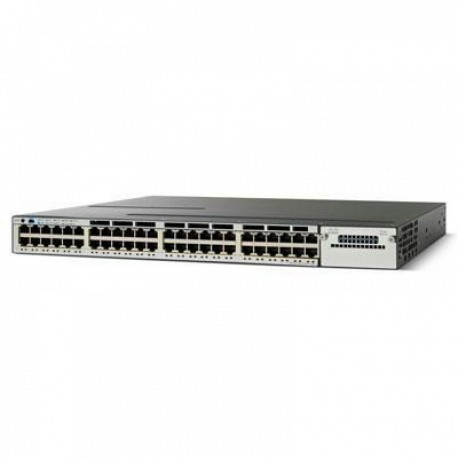 Cisco 3750X Series WS-C3750X-48PF-S 48 Ports Catalyst Switch
