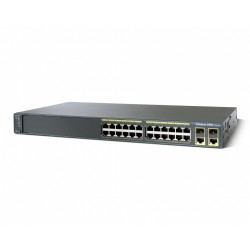 Cisco WS-C2960-24TC-L 2960 24 10/100 Catalyst Switch