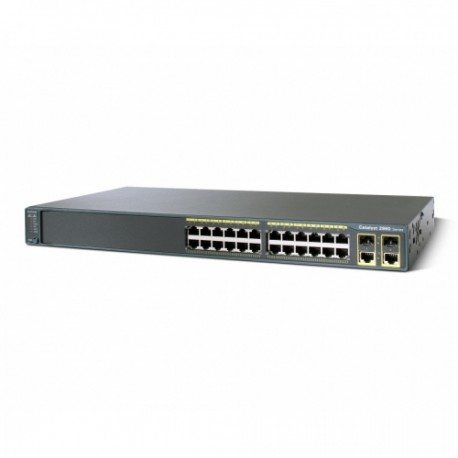 Cisco Catalyst Switch WS-C2960-24LT-L