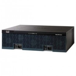 Cisco 3945 Router ‑ Modular ‑ Gigabit Ethernet