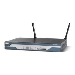 Cisco Wireless Router CISCO1803W-AG-B/K9