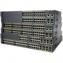 Cisco Catalyst 2960‑24TT Managed Switch.