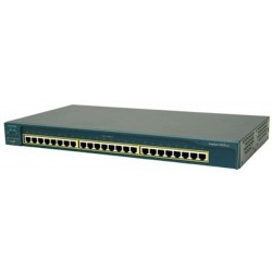 Cisco Catalyst Switch WS-C1924-EN-DC