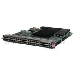 Cisco WS-X6148A-GE-45AF 6500 48 Port Catalyst Network Module