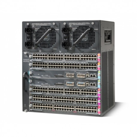 Cisco Catalyst 4507R+E Switch Chassis