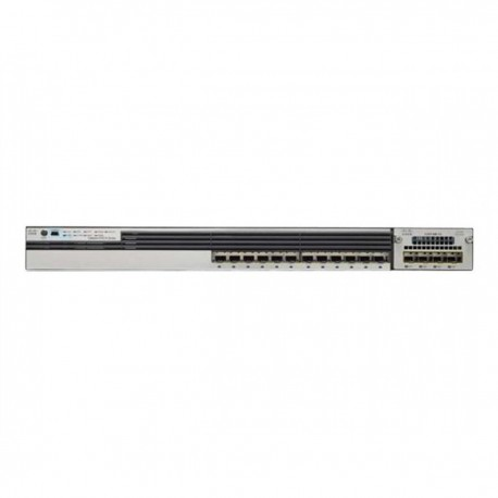 Cisco WS-C3750X-12S-E 3750X Series 12 Port Catalyst Switch